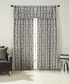 Madrid Printed Curtain Collection