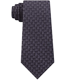 Men's Basket Weave Tie