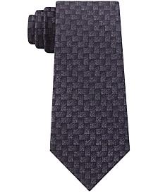 Michael Kors Men's Basket Weave Tie