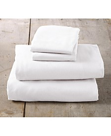Great Bay Home Solid Queen Sheet Set