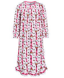 AME Little & Big Girls Hello Kitty Printed Nightgown