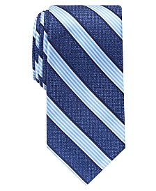 Perry Ellis Men's Harding Stripe Tie