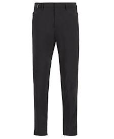 BOSS Men's Keen2-4 Tapered-Fit Travel-Friendly Bi-Stretch Trousers