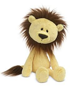Baby Boys or Girls Toothpick Lion Plush