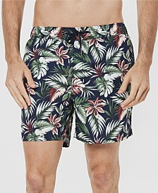 Coast Clothing Co Floral Cruise Board Short