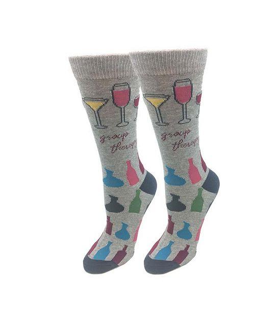 Sock Harbor Group Therapy Socks