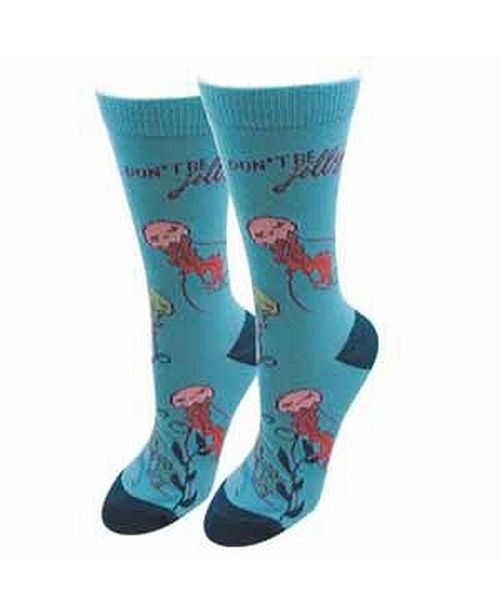Sock Harbor Jelly Fish Socks
