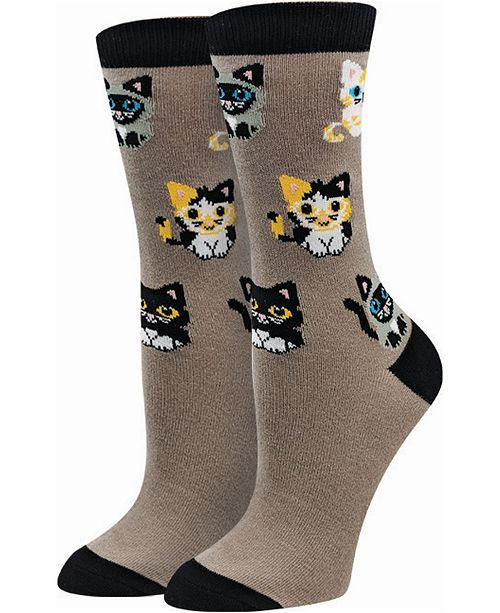 Sock Harbor Cute Cats Socks