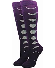 Sock Harbor Moon Patterns Socks