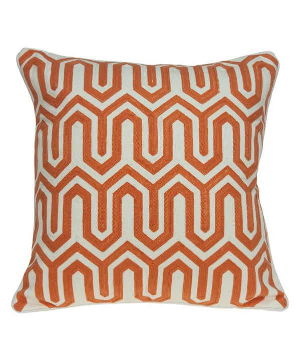 Parkland Collection Machu Transitional Multicolored Pillow Cover