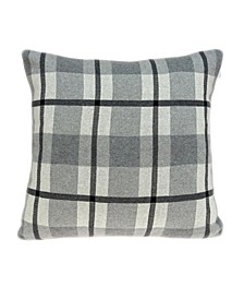 Biza Transitional Transitional Tan Pillow Cover