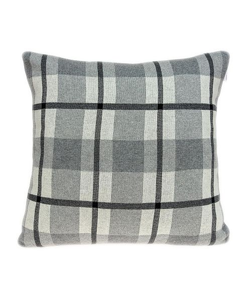 Parkland Collection Biza Transitional Transitional Tan Pillow Cover