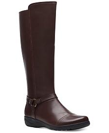 Clarks Women's Cheyn Lindie Boots