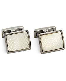 Mother-Of-Pearl Cuff Links, Created For Macy's