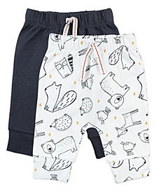 Baby Boy and Girl 2-Pack Pant