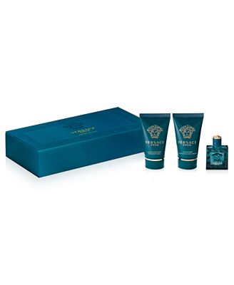 Receive a Complimentary 3-Pc. Gift with $80 Versace Eros fragrance purchase