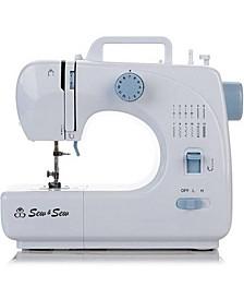 SS-508 Desktop 12-Stitch Sewing Machine