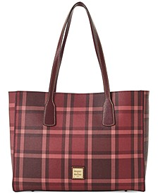Graham Coated Cotton Ashton Tote