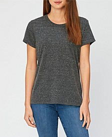 Triblend Scopneck Basic Tee-Shirt