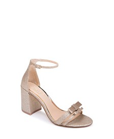 Jewel Badgley Mischka Rio Ornamented Sandals