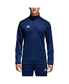 Men's CORE18 Climalite 1/4 Zip Soccer Sweatshirt