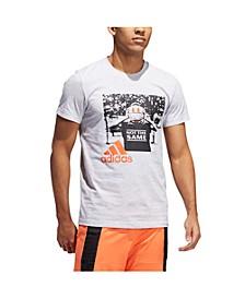 Men's Not Same Art Basketball Graphic T-Shirt