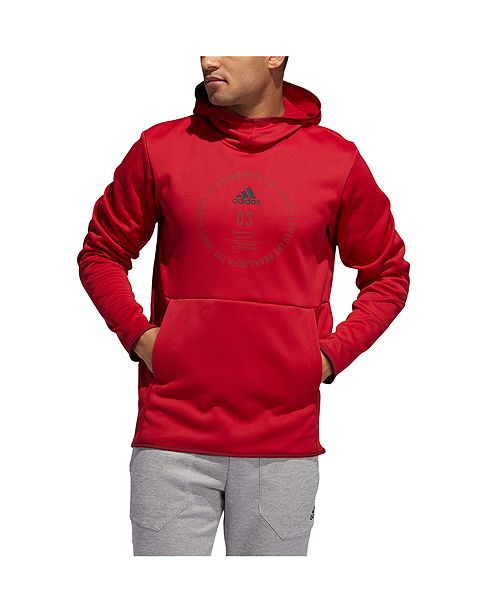 Men's Badge of Sport 3 pieced Hooded Sweatshirt