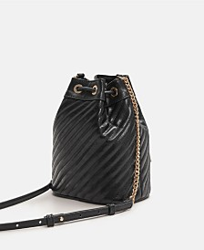 Mango Chain Bucket Bag