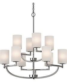 Sharyn 10-Light Hanging Chandelier