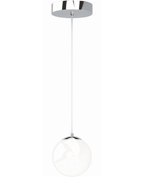 Volume Lighting Preston LED 1-Light Mini Hanging Pendant