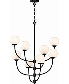 Lawrence 8-Light Hanging Chandelier