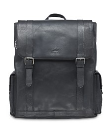 Mancini Buffalo Collection Laptop Backpack