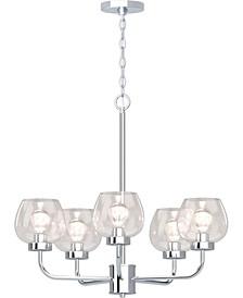 Aria 5-Light Hanging Chandelier