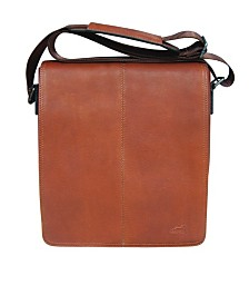 Mancini Colombian Collection Crossover Tablet Bag