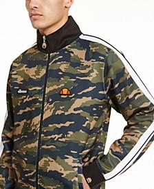Men's Natisone Camo Track Jacket