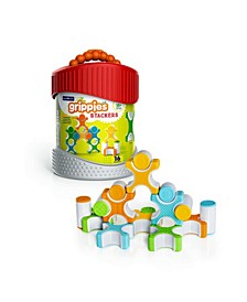 Guidecraft Stackers - 16 Pieces Set