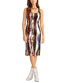 Veda Sequin Dress
