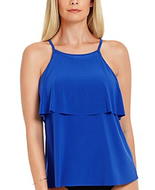 Julia Tiered Underwire Tankini Top