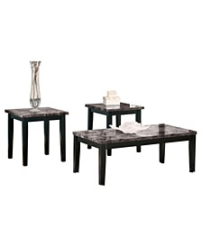 Ashley Furniture Maysville Table Set of 3