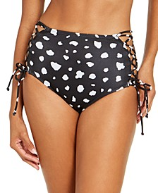 Spot On Printed Stella High Waist Bottoms, Created For Macy's