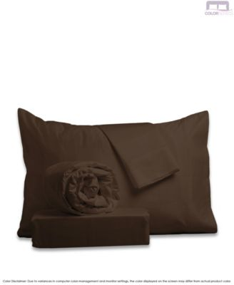 Hotel Style Sateen Sheet Set- Queen