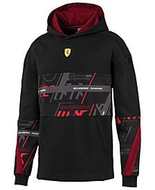 Men's Ferrari Hoodie