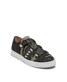 Warner Canvas Sneakers