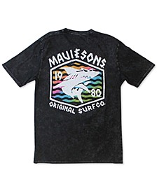 Men's Surf Thrasher Logo Graphic T-Shirt
