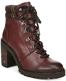 Sade Hiker Booties