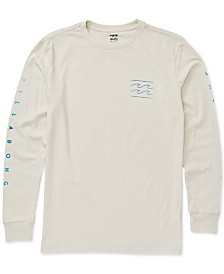 Billabong Toddler & Little Boys Cotton Long-Sleeve T-Shirt