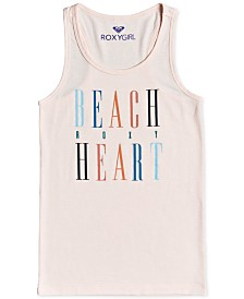 Roxy Big Girls Beach Party Racerback Tank Top
