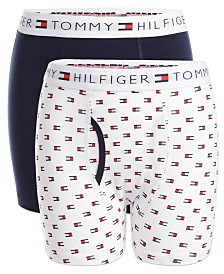 Tommy Hilfiger Little & Big Boys 2-Pk. Boxer Briefs