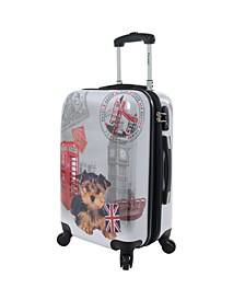 """20"""" Hardside Luggage Carry-On"""