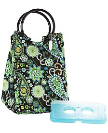 Fit & Fresh Retro Insulated Lunch Bag
